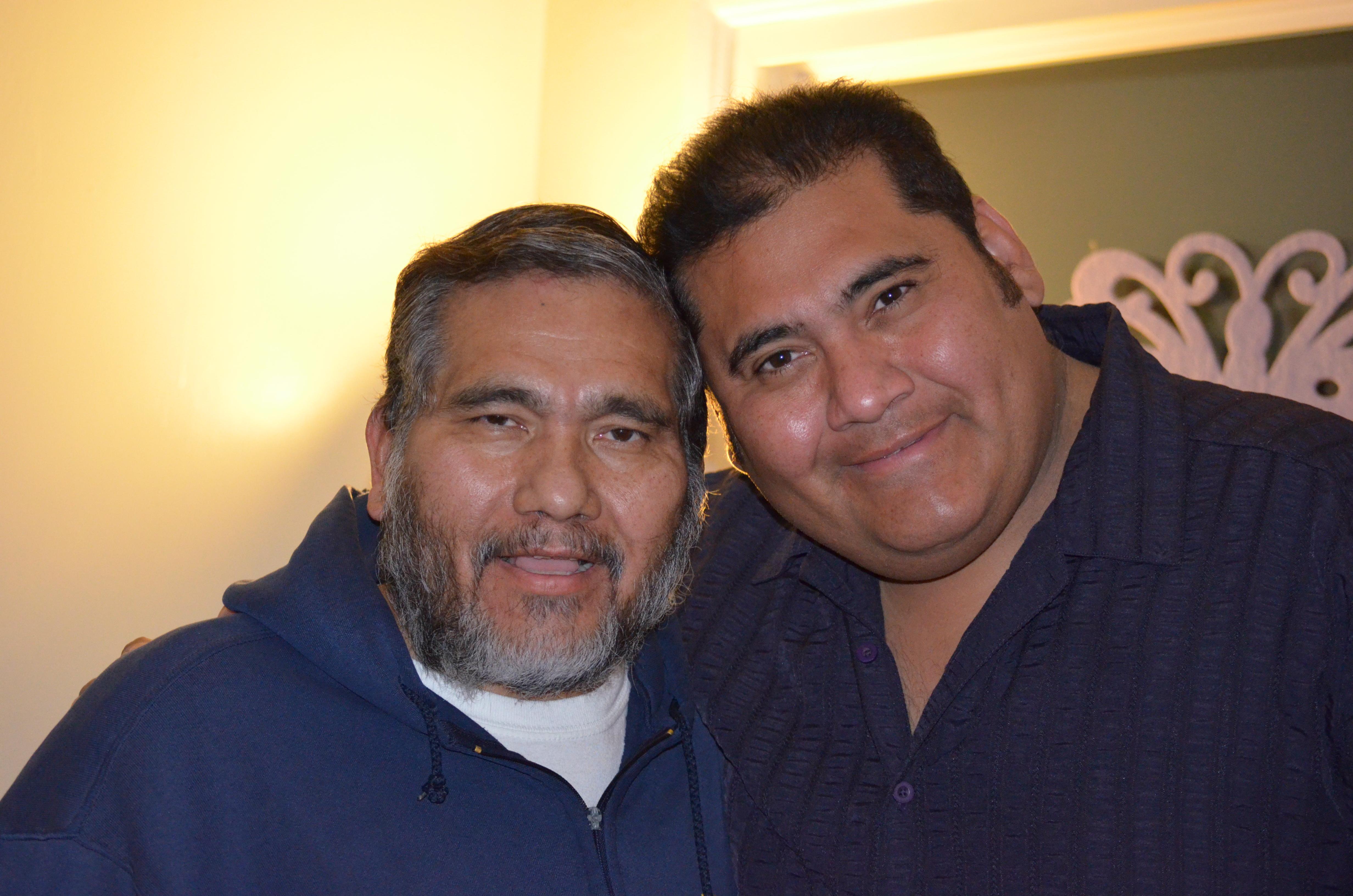 Dad & Tio Marlon
