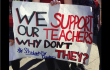 ‪#‬TeachersLives, #StateViolence: #‎JusticiaParaAyotzinapa & #StudentsforTeachers,