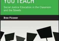 Dr. Bree Picower Book Talk: Practice What You Teach - 10.26.14, 4p, Swarthmore